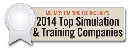 """Alelo selected as a """"2014 Top Simulation & Training Company"""" by"""