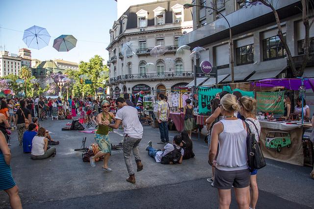 Buenos Aires by CucombreLibre