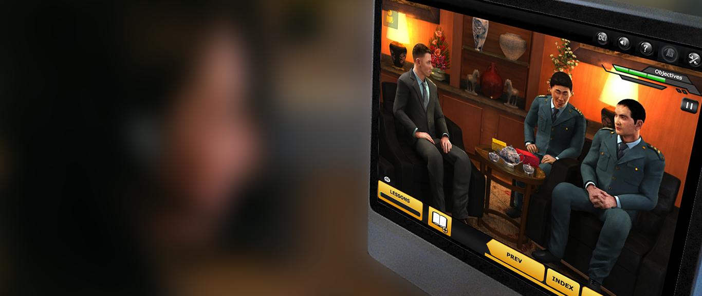 Virtual Role-Play